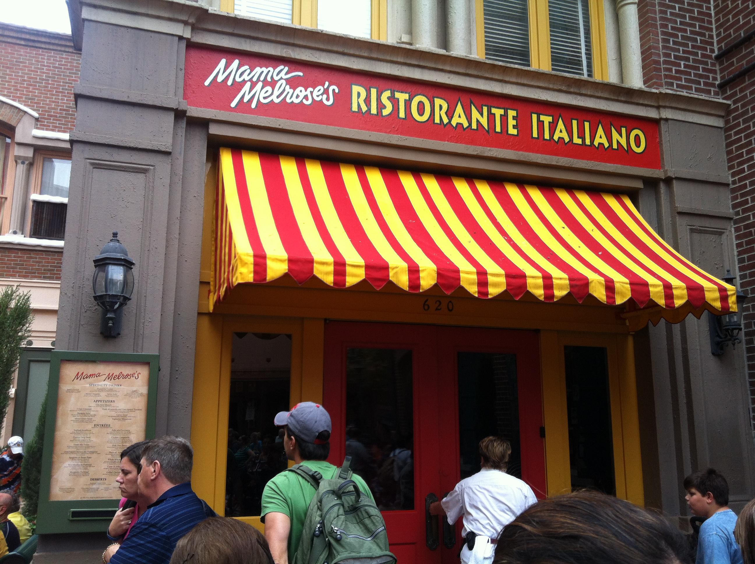 Restaurante Mama Melrose's