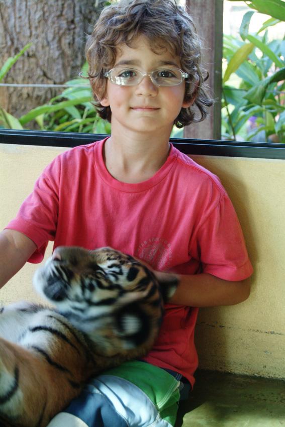 Chiang Mai – Tailândia com Crianças