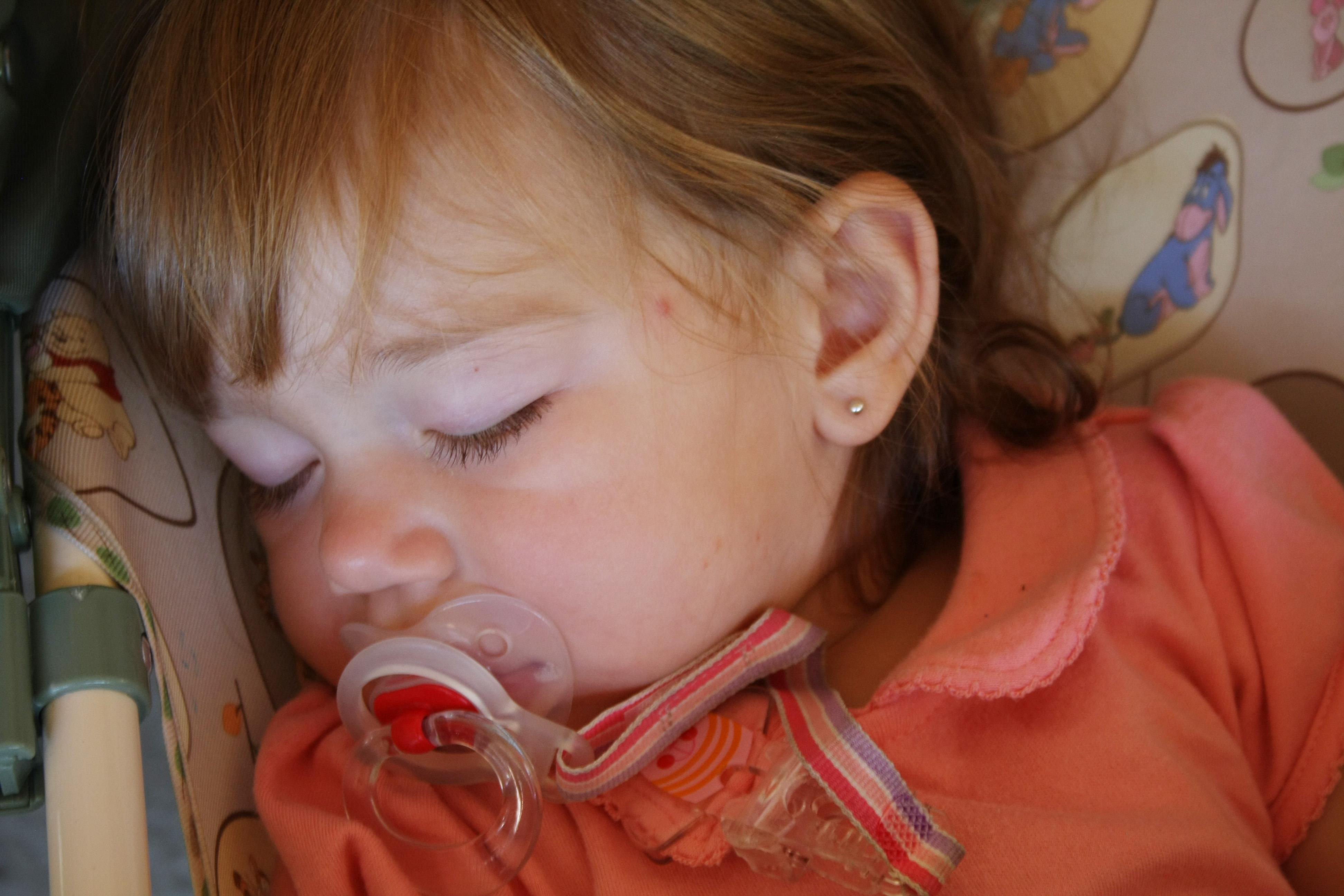 Viajando com bebês – a hora da soneca