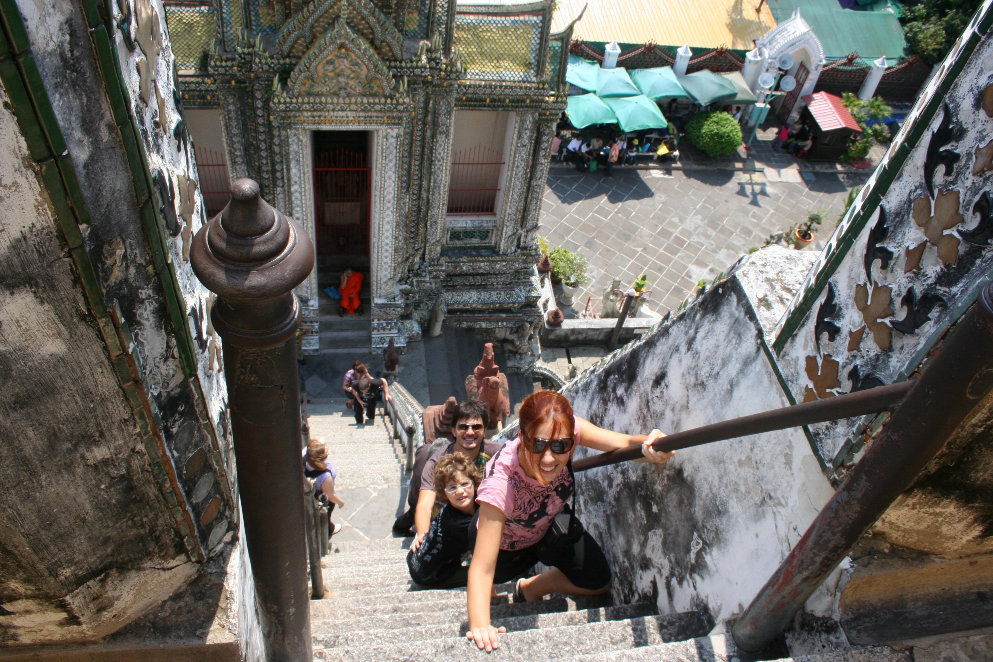Bangkok para crianças