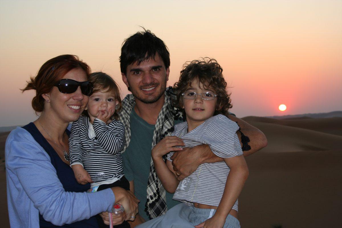 Dubai com crianças – o que fazer