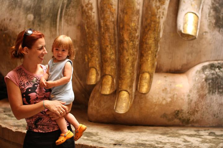 Viagens com crianças para destinos diferentes