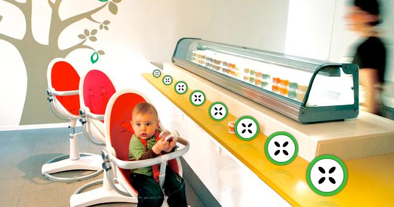 Comidinha Saudável para Bebês em NY,  Newport Beach – Califórnia e São Paulo.