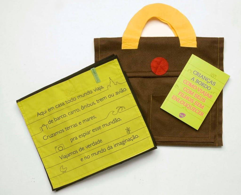 Kit Para Mamães e Bebês Viajantes! E upgrade no sorteio!