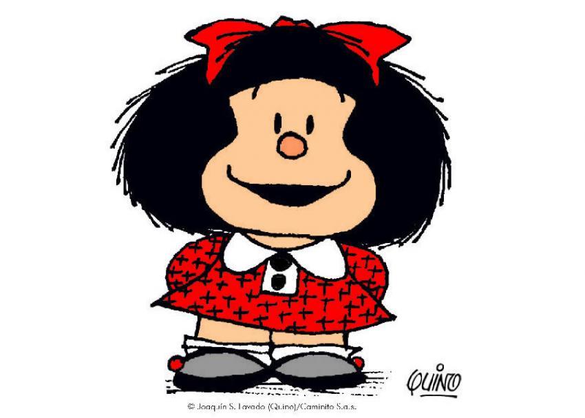 Quarto de Hotel Inspirado na Mafalda de Quino.