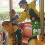 As melhores viagens com crianças: Beto Carrero