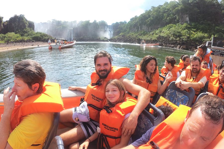 As melhores viagens com crianças: Foz do Iguaçu