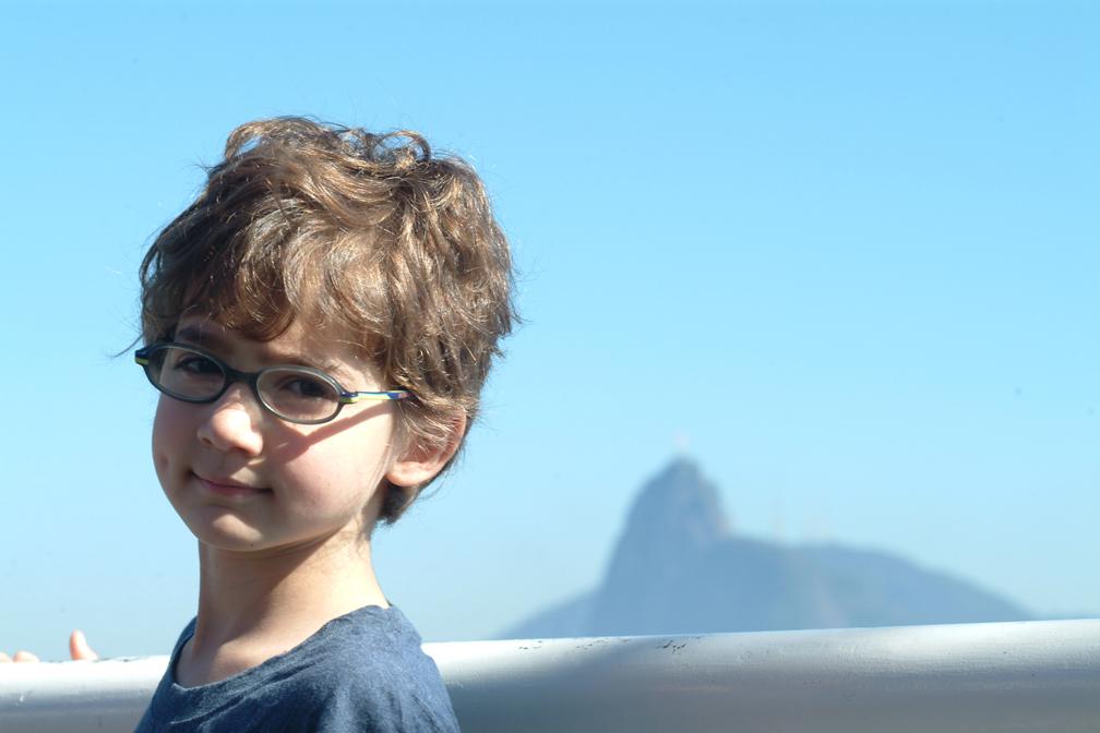 As melhores viagens com crianças: Rio de Janeiro
