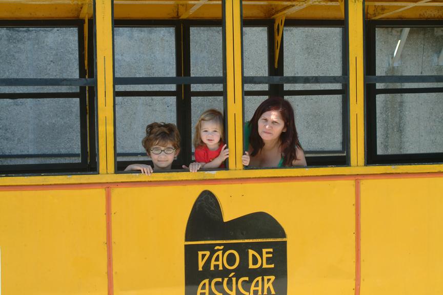 Feriado com crianças no Rio de Janeiro