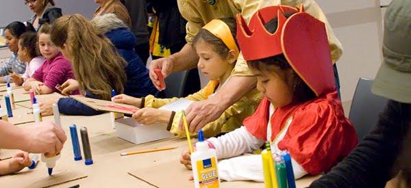 Cultura Hispânica e Latino Americana para Crianças no Met.