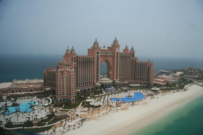 Dubai com crianças: onde ficar