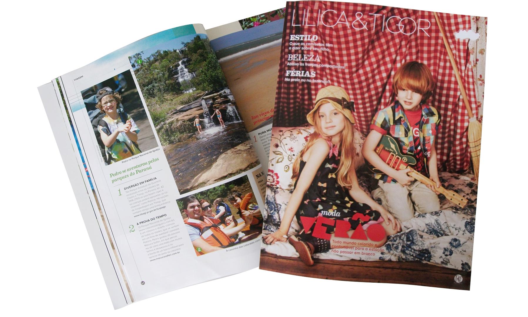 Correria e Revista Lilica&Tigor