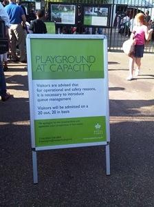 Londres com crianças | Hyde Park e os melhores playgrounds