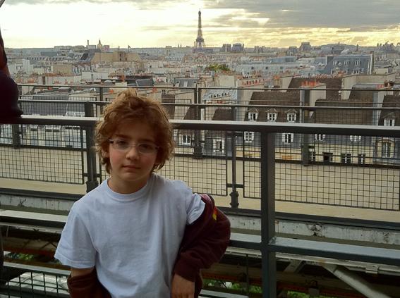 Crianças na Europa