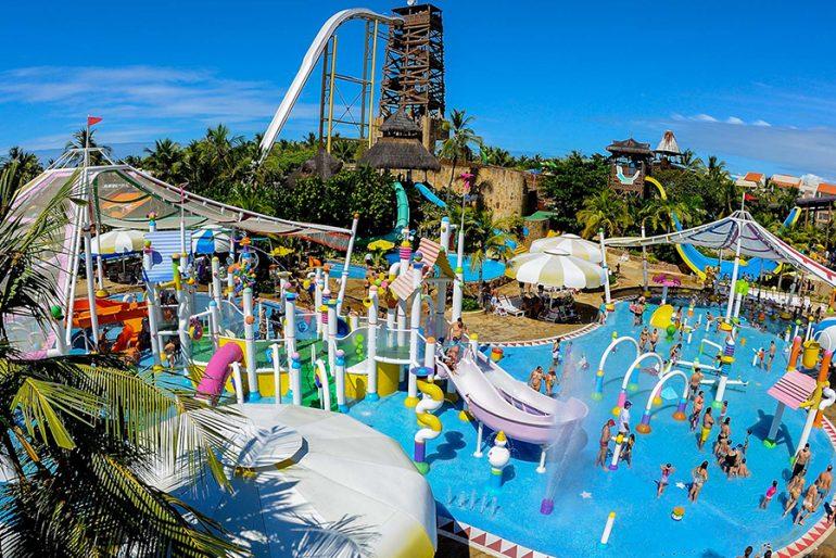 As melhores viagens com Crianças: Beach Park