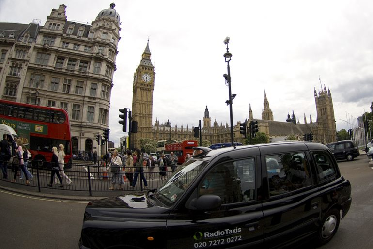 Roteiro em Londres – Caminhando pelos pontos turísticos parte 1