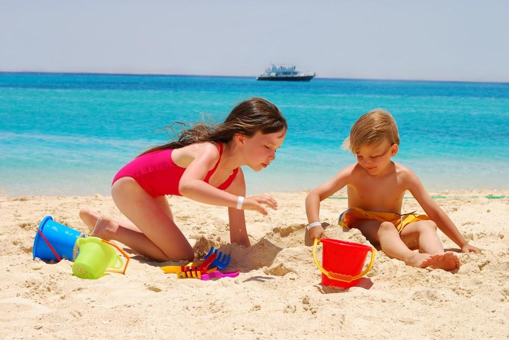 Hotéis de Praia com Crianças