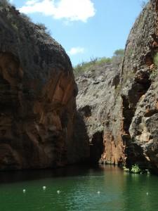 Canion do Xingó