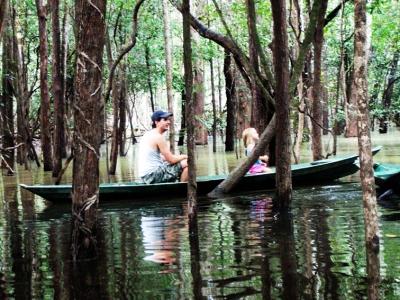 Amazônia com crianças. Quem topa?