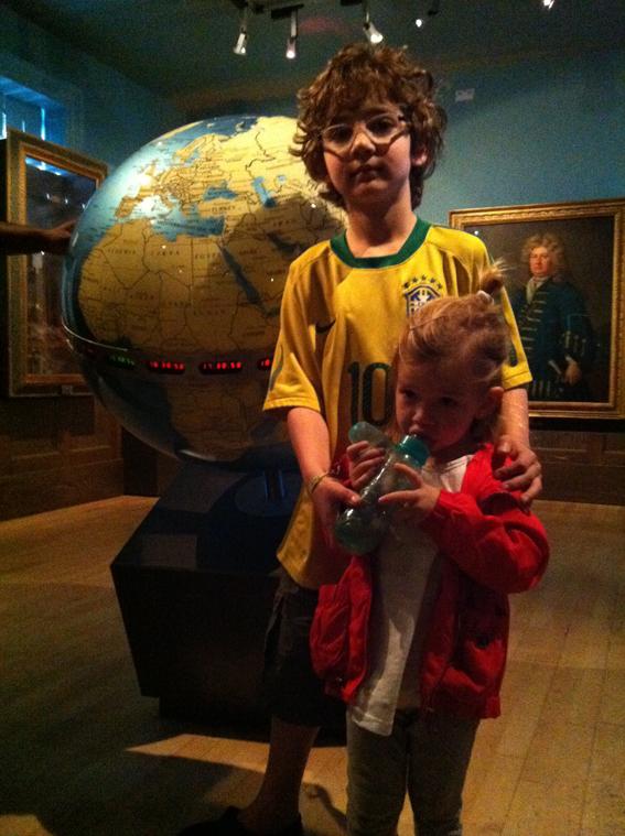 Londres com Crianças: Greenwich