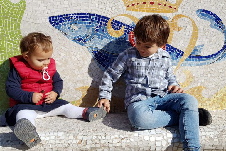 Roteiro em Barcelona com crianças em 4 dias