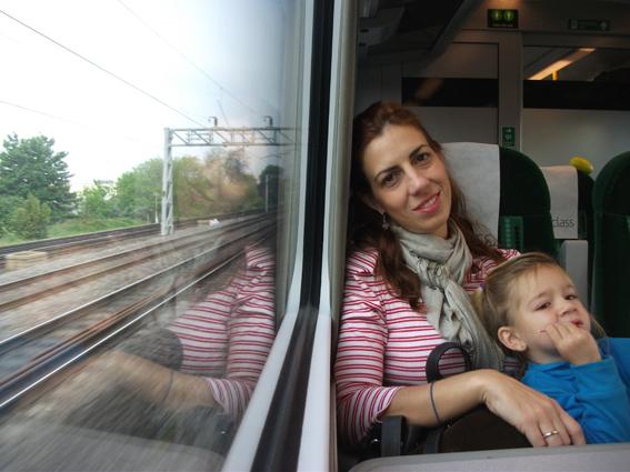 Ressaca ou A volta da viagem (com crianças!)