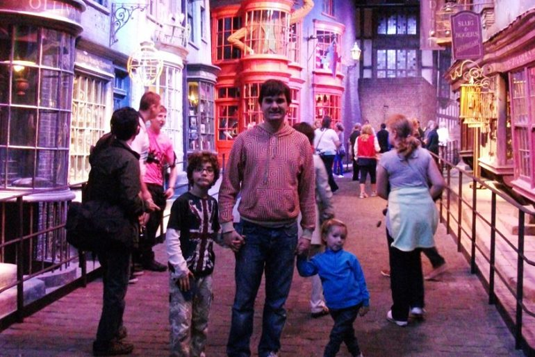 Warner Bros Studio Tour – O mundo mágico do Harry Potter em Londres