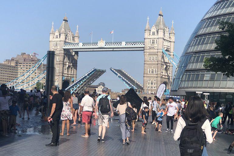 Londres com crianças: Tower Bridge