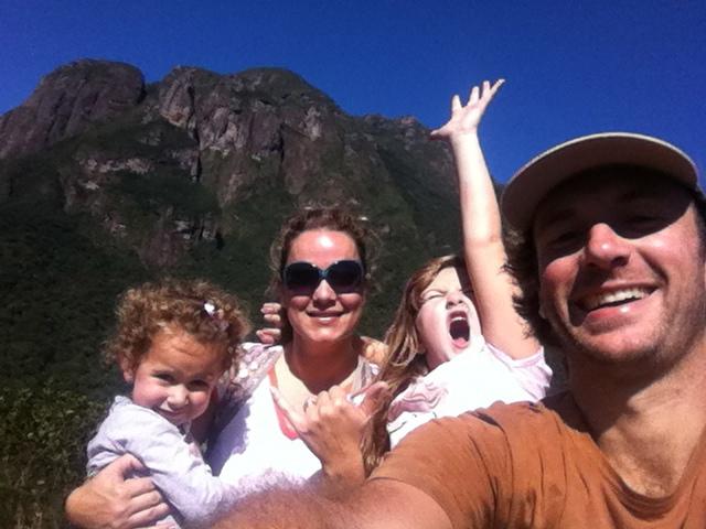 turismo aventura com crianças