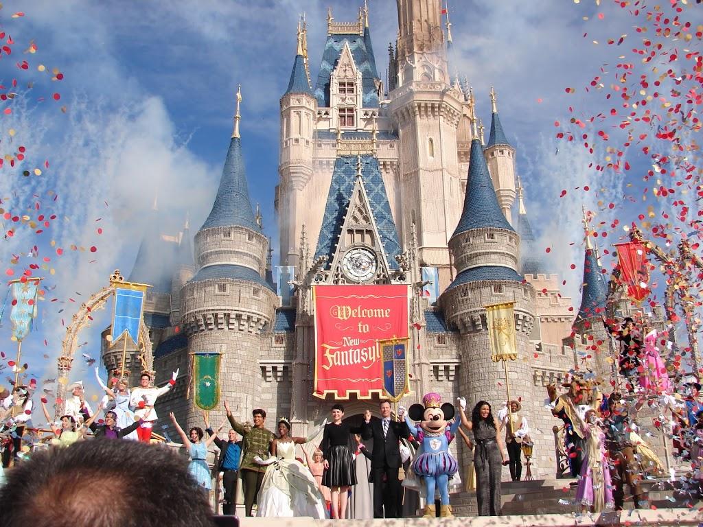 New Fantasyland e outras novidades na Disney Orlando