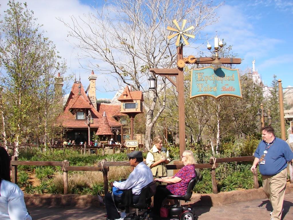 Novas atrações da New Fantasyland na Disney