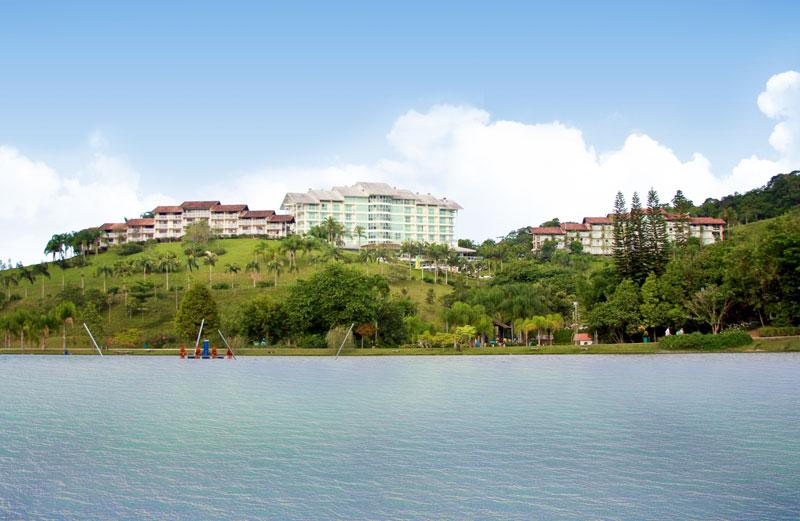 Que tal passar o fim de ano com a família no Fazzenda Park Hotel?