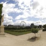 Paris - Jardin de Luxemburg