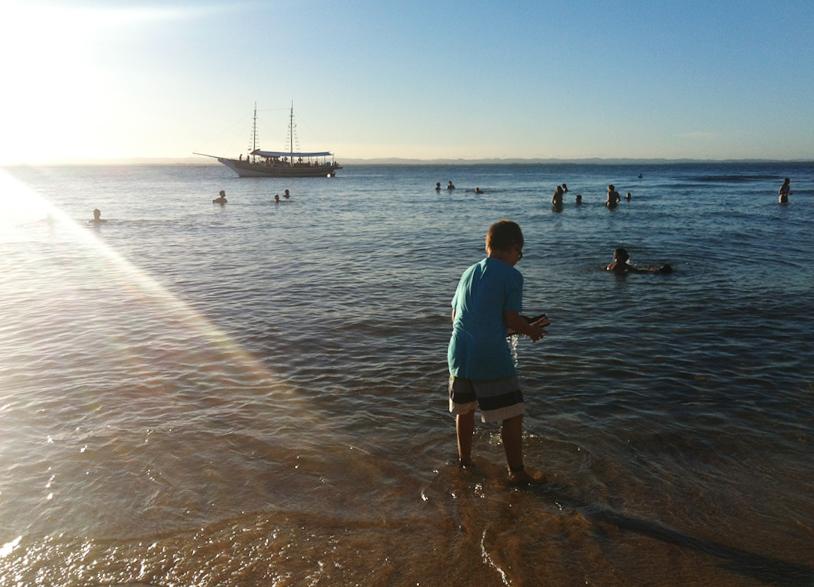 Praias do Nordeste com Crianças