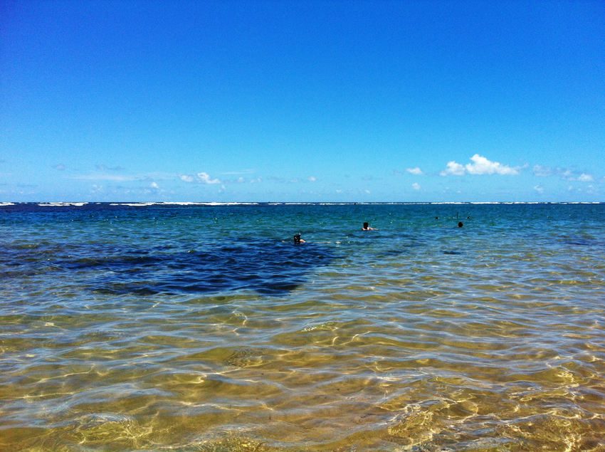 Praia Taipu de Fora