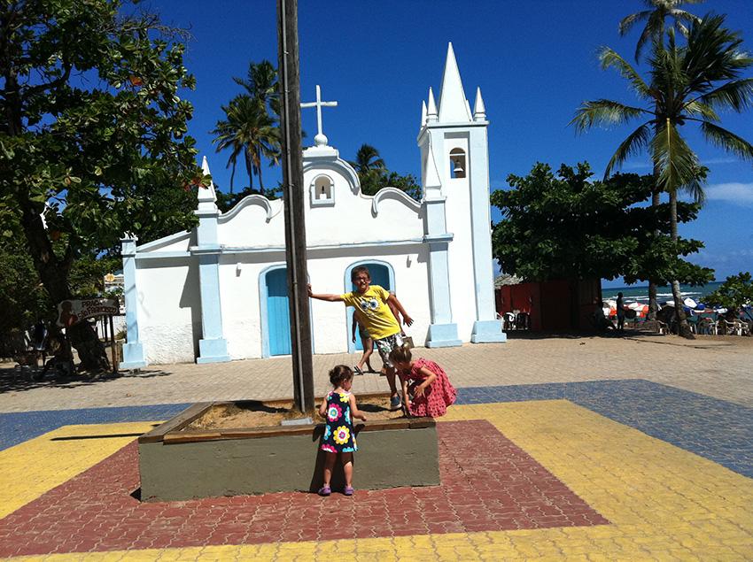 As Melhores Viagens com Crianças: Praia do Forte