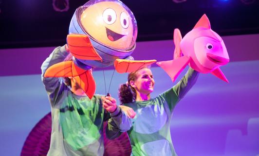 Festival de Teatro para a criançada