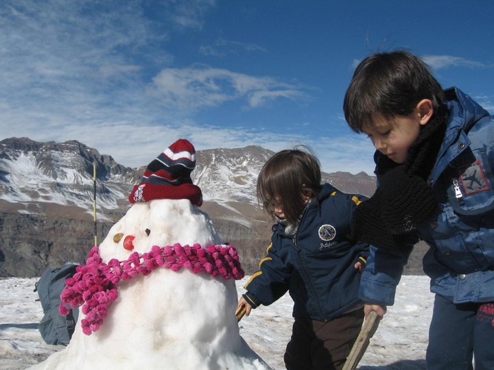Chile com crianças: Valle Nevado, Ruta 5 e Vicuña