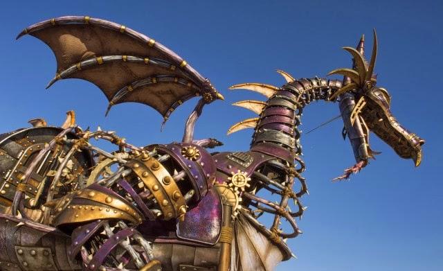 O novo desfile na Disney
