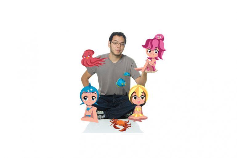 Fabio Yabu: o ilustrador do guia São Paulo com Crianças