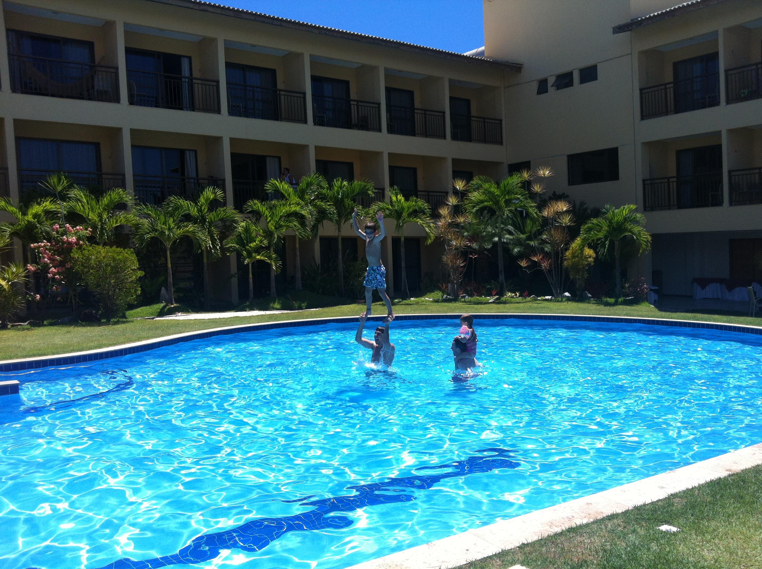 Hotel em Salvador perto do aeroporto: Catussaba Business