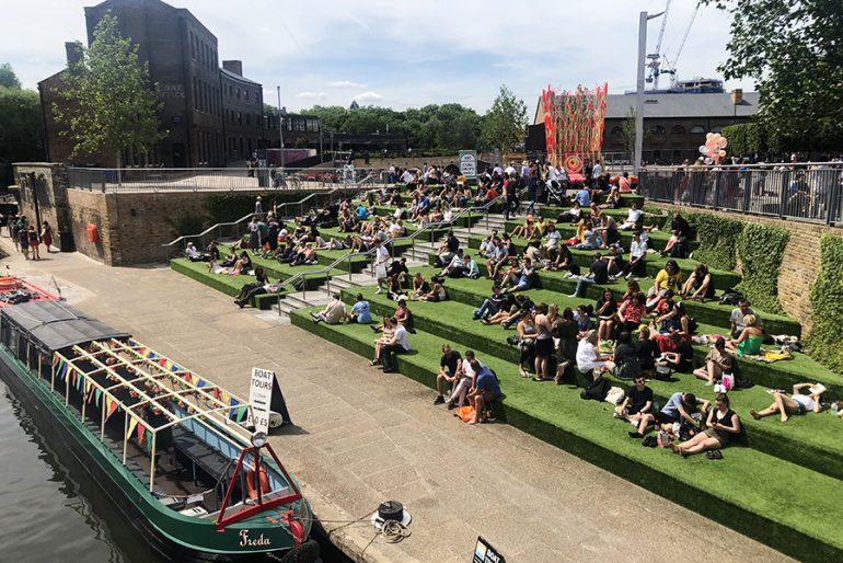 O que fazer em Londres no verão