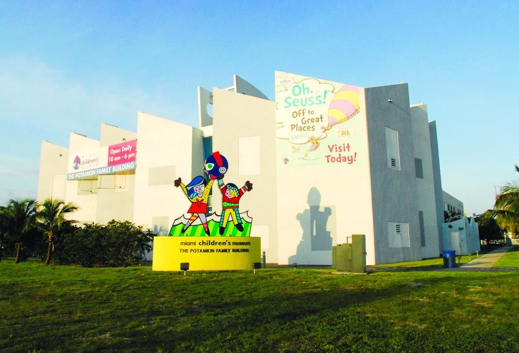 Miami com crianças: Miami Children's Museum