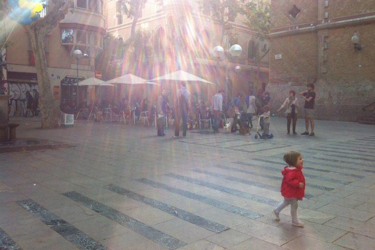 Barcelona com Crianças