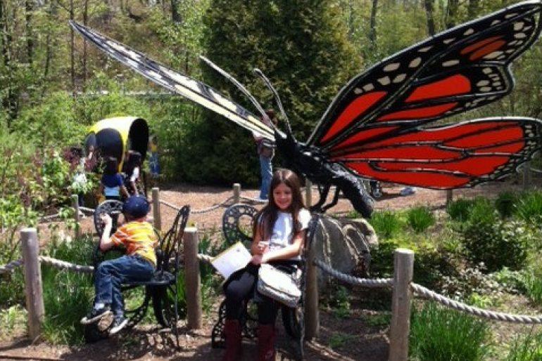 Nova York com Crianças – Jardim Botânico do Bronx