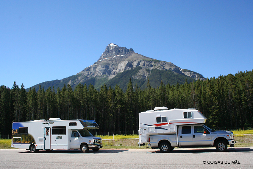 A Estrada mais bonita do Mundo: nosso roteiro de motorhome no Canadá