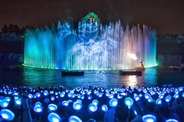 Novidade na Disney: Glow with The Show