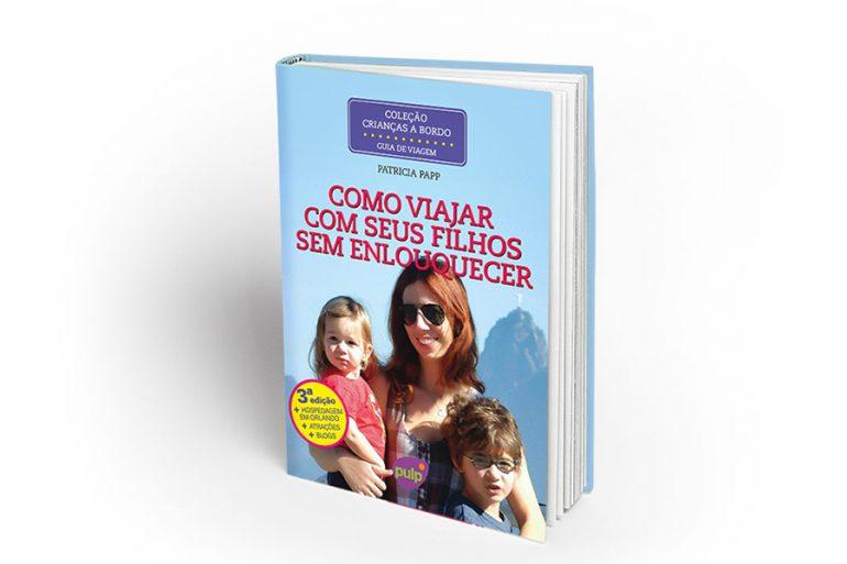 Livro Como viajar com crianças digital