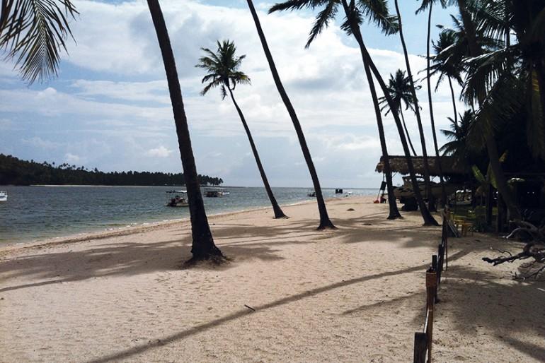 As Melhores Viagens com Crianças: Praia dos Carneiros