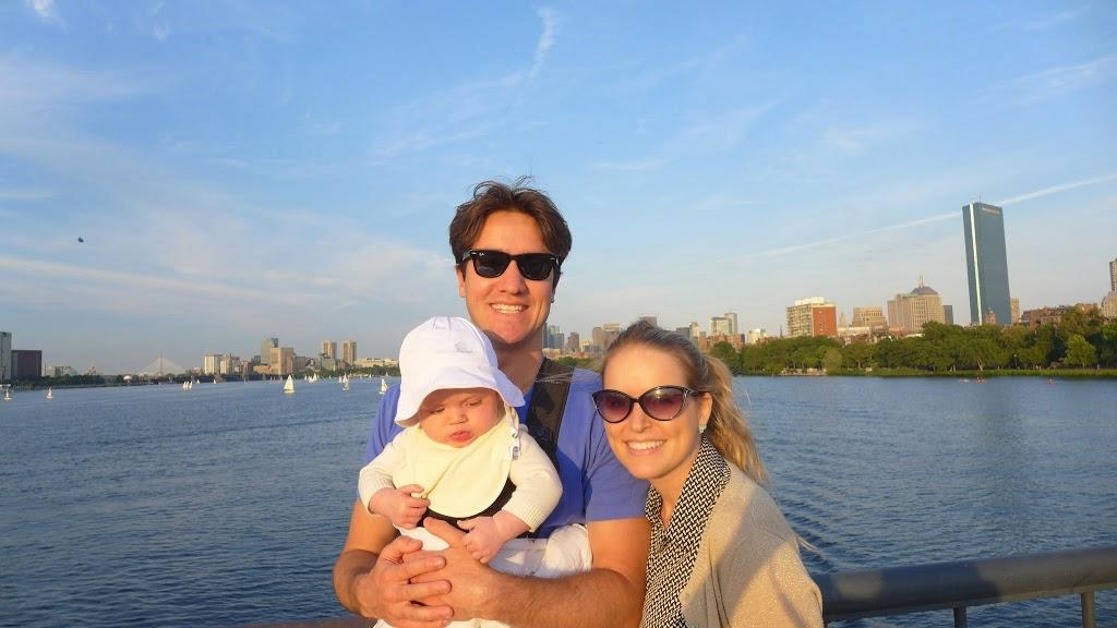 Boston Com Crianças